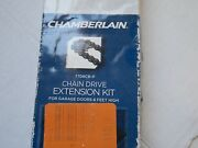 Chamberlain 8 Ft. Chain Drive Rail Extension Kit Garage Door System Replacement