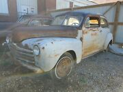 1946 Ford Flathead V8 Complete Project Or Parts Car Ky Rat Hot Rod