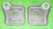 1964 1965 1966 Mustang Fastback Coupe Gt Convertible Orig Rear End Shock Plates