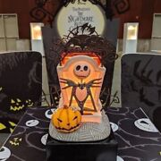 Scentsy Jack Skellington Nightmare Before Christmas Warmer Limited Edition