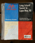Used Maptech Long Island Sound To Cape May Guide 9th Edition