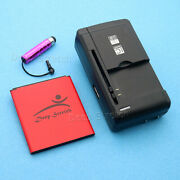 Good Character Extra 6270mah Battery Charger For Samsung Galaxy S4 Sgh-s970g Us