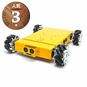 4wd 100mm Mecanum Wheel Robot 10011 [dolly Robot / Research And Development]
