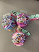 Pikmi Pops Doughmis Small Donut Plush Scented Squishy Surprise Mystery Pack