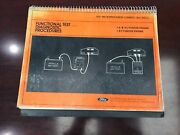 1981 Mcu Functional Test...diagnostic Procedures 4, 6, And 8 Cylinder Engine