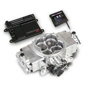 Holley 550-440k Terminator Efi 4bbl Throttle Body Fuel Injection Stealth