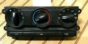 Ford Fusion/milan A/c Climate Control Oem 2006200720082009