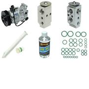 New A/c Compressor And Component Kit For Forte5