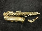 Rare Original Conn And039connstellationand039 28m Alto Sax 350927 - Real Collectorand039s Hor