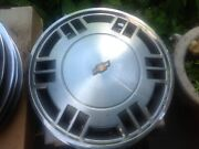 Vintage Retro Chevrolet 1970s Hubcap 14 Ss Old Hub Car Wheel Cover=2chevy Auto