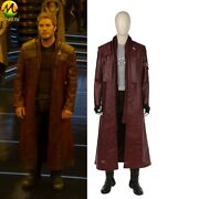 Star Lord Cosplay Costume Guardians Of The Galaxy 2 Peter Quill Cosplay Suit