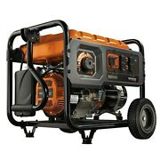 Generac Rs5500 Commercial Residential Portable Generator With Cord