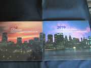 2010 United States Mint P And D Uncirculated Coin Set