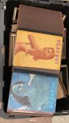 Rare 10 Binders Of 1960s-1980s Vintage Playboy Magazines Great Conditionbin 1