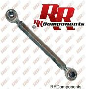 3/8 Adjustable Turnbuckle Closed 11-3/8 Without Nuts And Opens To 13 Heim Joint