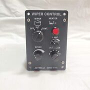 Jung-a Marine Wiper Controller With Heater. Type 611vs. Made In Korea