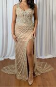 Sexy Women Elegant Evening Party Designer Dress For Cocktail Or Weeding