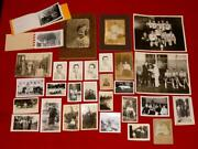 Old Photos Candid Snapshots Booklets Antique Farm Family Cars Unique Collage Wv