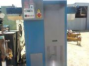 Dry Cleaning Press Industrial Finishing Press. Colmac Tunnel Finisher