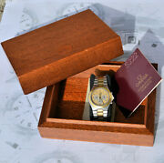 Chronograph Omega Speedmaster Teutonic 1982 Limited Special X Market German