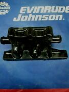 Johnson Evinrude 65/85/100/115/125 Hp Thermostat Housing 377236 Brand New Part