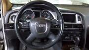 07-11 Audi A6 Steering Column Assembly With Wheel/bag/switches Oem
