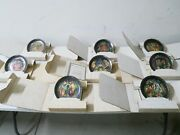 Russian Legends Collector Series, 8 Plates From The Bradford Exchange