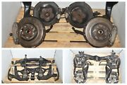 Nissan Skyline R32 Gtr Front 4 Pot And 2 Pot Rear Brakes W/hubs And Accessories