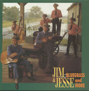 Jim And Jesse – Bluegrass And More 1994 5 Cd Bear Family Box Set New