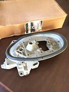 New Oem Nla 47260a2 Adapter Exhaust Plate For Water Tube Mercury Outboard