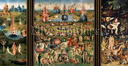 Famous Paintings Garden Of Lueste Total 1017098 Artist Painting Reproduction Oil