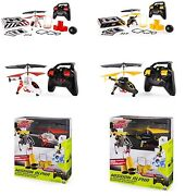 Air Hogs Mission Alpha Ultimate Mission Rc Helicopter Ages 8+ Toy Plane Play Fun