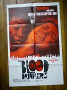 Original Poster The Blood Drinkers Filipino Horror