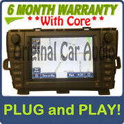 2013 2014 Toyota Prius Touch Screen Bluetooth Radio Mp3 Cd Player