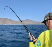 Saltwater Offshore Casting Rod 7and039 1pc 30-80 Lb Saltwater Fishing Rod