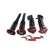 Cxracing 32 Damper Camber Plate Suspension Coilovers For 95-98 Nissan 240sx S14