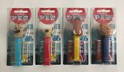 Pez Ice Age Dawn Of The Dinosaurs Set Of 5 Pez Dispensers On Cards