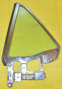 1964 1965 1966 Ford Mustang Coupe Gt Orig Ds Lh Sun-x Tinted Quarter Side Window