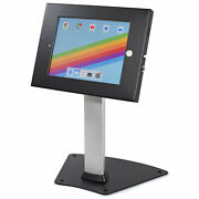 Lockable Counter Desk Stand For Ipad 9.7 2011-2018 Secure Anti Theft Pos Display