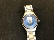 Continental Airlines Collectible Wrist Watch
