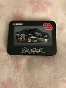 Dale Earnhardt 3 Monte Carlo Playing Cards In Tin 2 Decks - New
