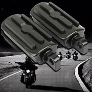 New Male Mount Foot Boards Motorcycle Mini Footboards Highway Pegs For Harley Us