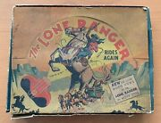 Acme The Lone Ranger Movie Views And Viewer Boxed Set 400 1940