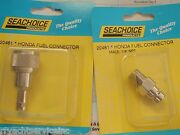 Fuel Line Tank Connector Honda Outboard 20461 20481 Fitting Boatingmall Ebay
