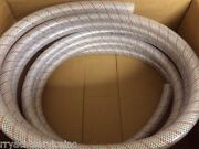 Hose Clear Pvc Tubing Red Tracer 3/4 88 1620346 40ft Marine Boat Water Ebay