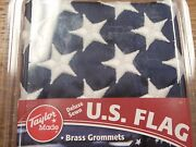 Flag Us 50 Star Taylor Made 32 8436 24x36 Sewn Nylon Boat Boatingmall Ebay Part
