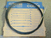 Control Cable 33 Series Cc23021 21 Ft Universal Outboard Inboard Shift Throttle