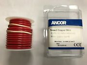 Wire Tinned Copper Marine Grade 14ga Red 18ft 639 184803 Primary Boat Cable