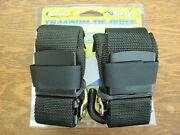 Boat Trailer Transom Tie Downs 74 60069 6ft Pair Straps Tiedowns Boating Parts