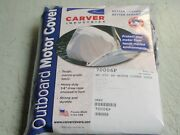 Outboard Motor Engine Cover Up To 250hp Carver 500-70006p Marine Grade Fabric